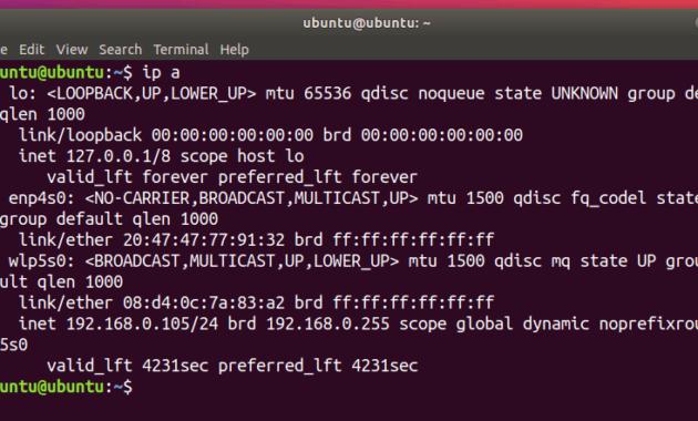 mematikan ipv6 di ubuntu