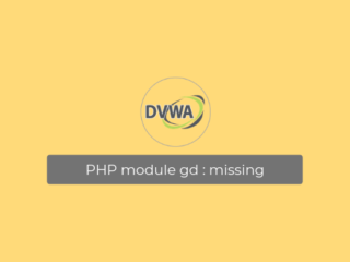 PHP module gd : missing