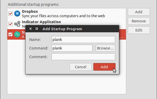 cara install plank di ubuntu