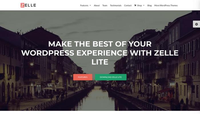 theme wordpress perusahaan