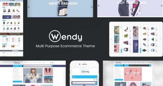 theme wordpress toko online