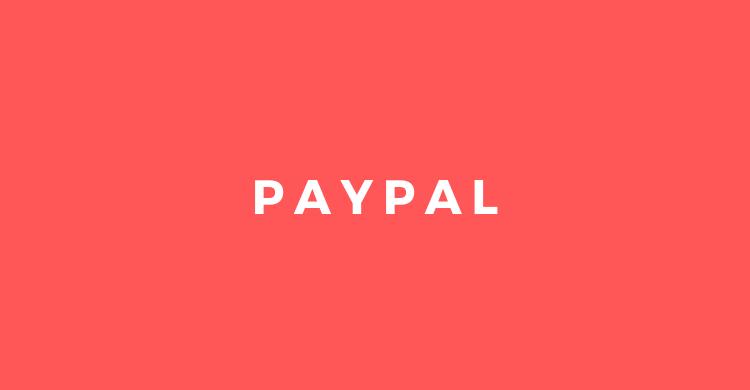 sejarah paypal