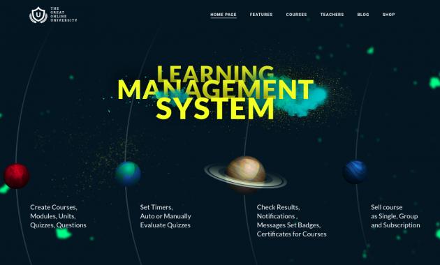 Theme wordpress website sekolah